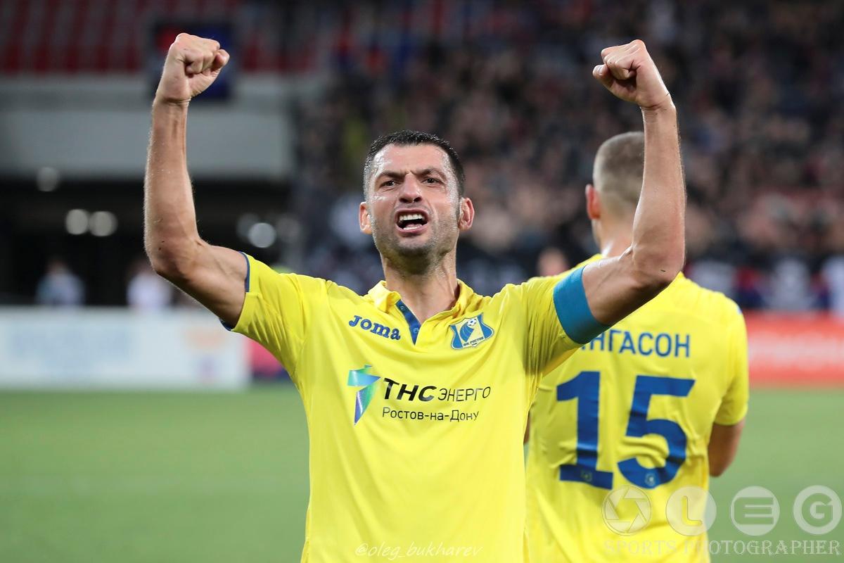 Армейцы уступили в первом домашнем матче сезона  «Ростову».