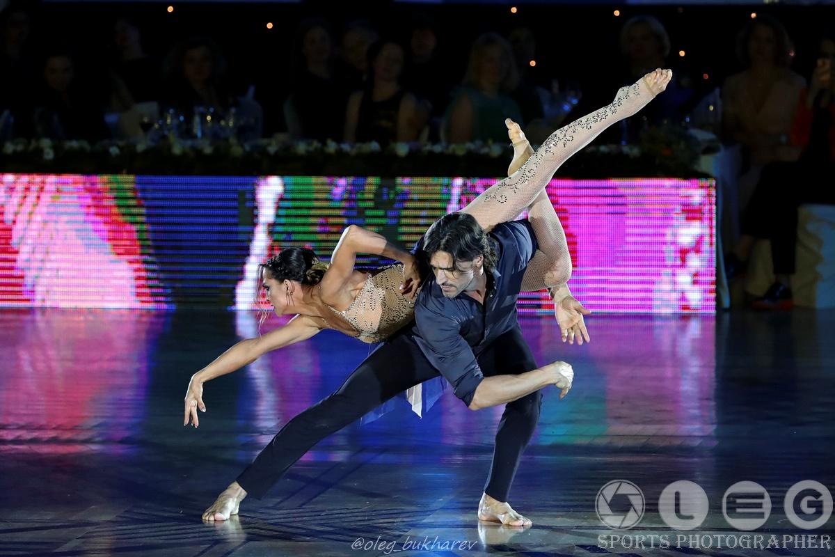 Кубок мира по латиноамериканским танцам.