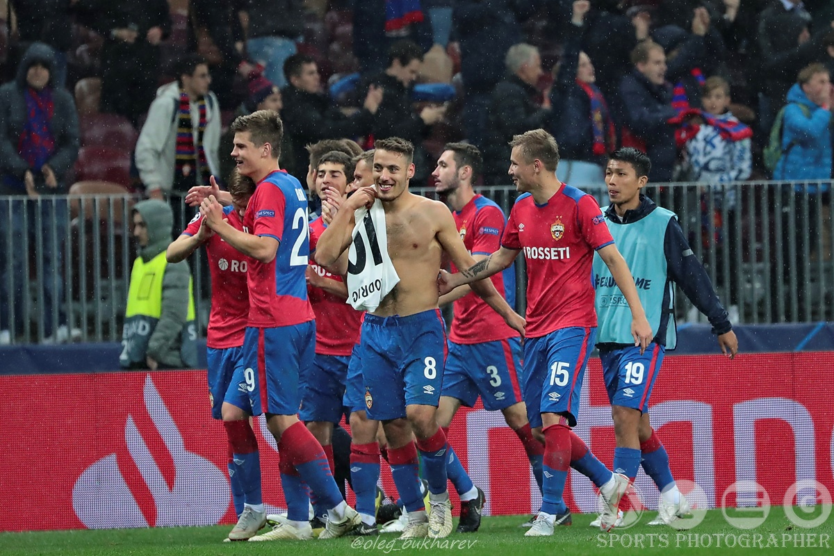 Невероятная победа ЦСКА над мадридским «Реалом».
