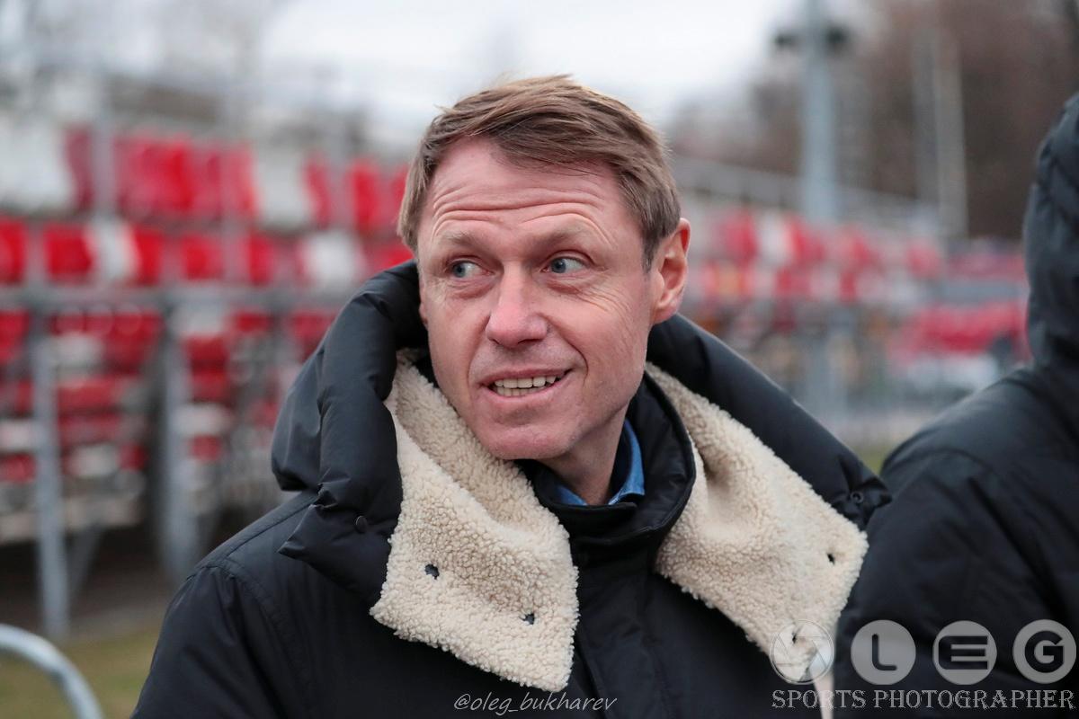 На глазах Кононова «Спартак-2» одержал крупную победу над «Сибирью».