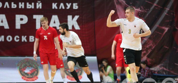 «Спартак» — «Чеховские медведи». Все решится в третьем матче