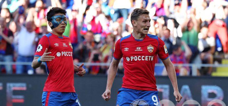 РПЛ. Гол Чалова с пенальти приносит ЦСКА победу над «Ахматом».