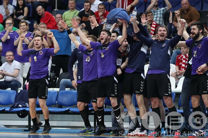 «Спартак» уступил «Чеховским медведям» в решающем матче финальной серии плей-офф чемпионата России.